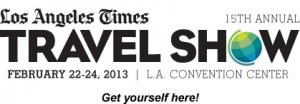 2013 Los Angeles Times Travel Show